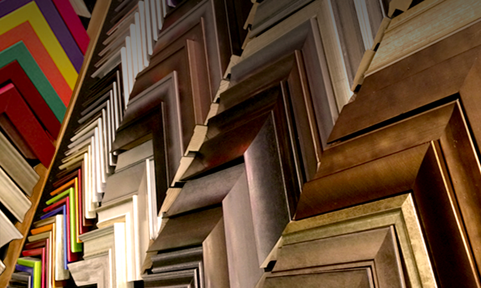 Specialists in bespoke framing