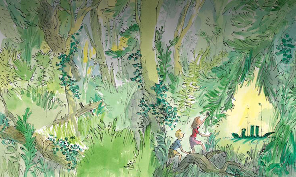 Official Signed Quentin Blake Prints...