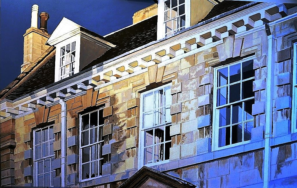 Detailed Stamford Architectural Images from Rosemary Tolkien